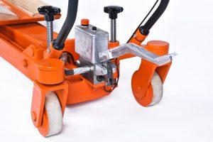 Technische Änderungen am Hydraulikaggregat ab 2012