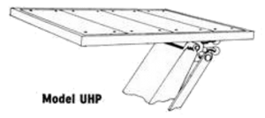 Tragbrücke für Rangierherber  UHP