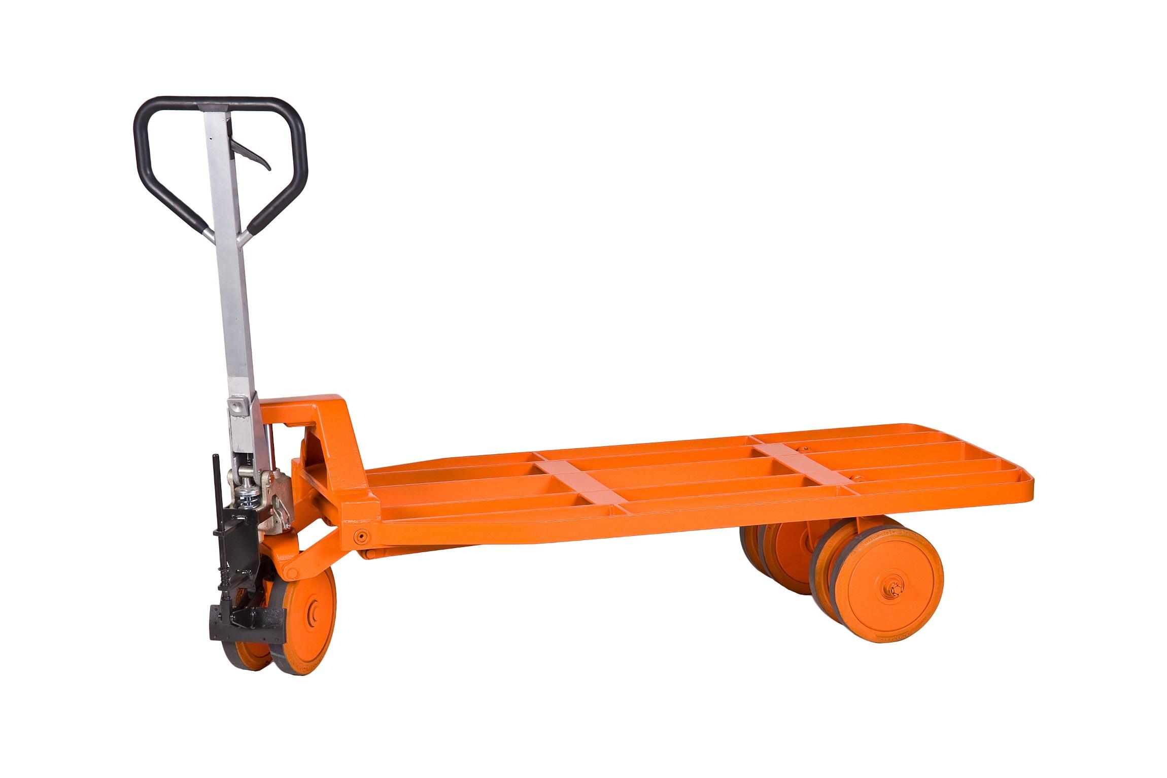 Slider Rahmenhubwagen HNb lang