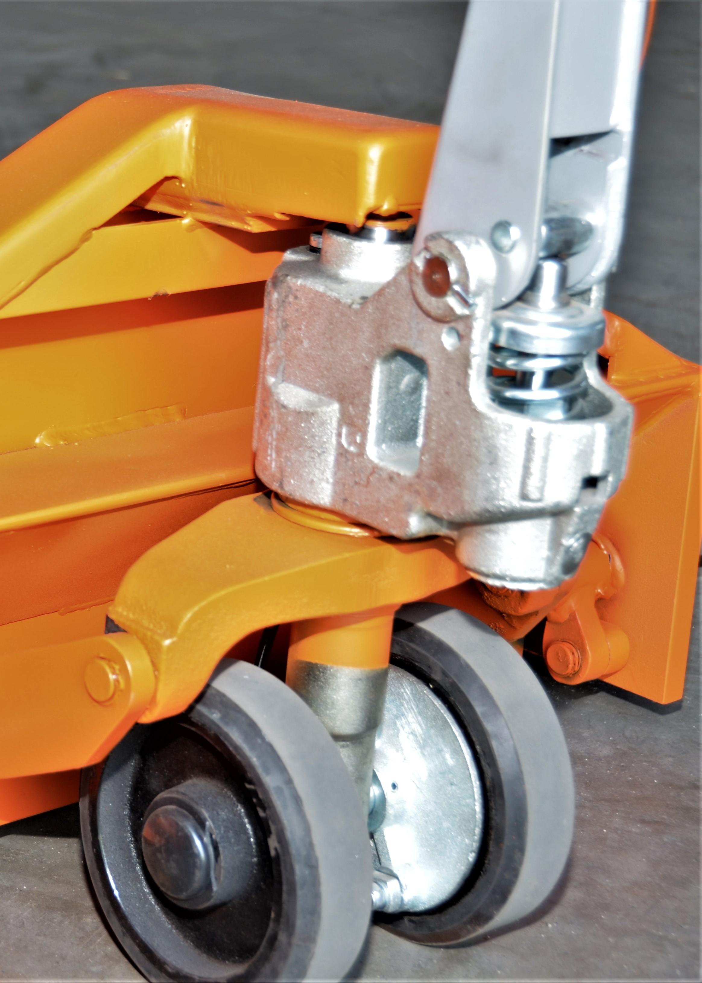 Hydraulikaggregat für Hubwagen in Detailansicht
