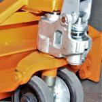 Technische Änderungen Hydraulik