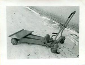 Steinbock Sonderhubwagen
