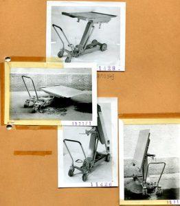Steinbock Sonderhubwagen verschiedene