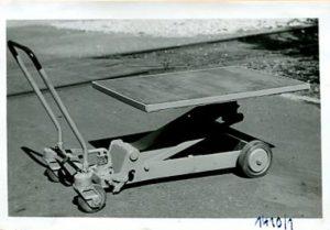 Steinbock Universalhubwagen Plattform