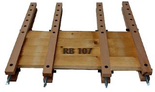 Verleimzwinge RB 107 Modell